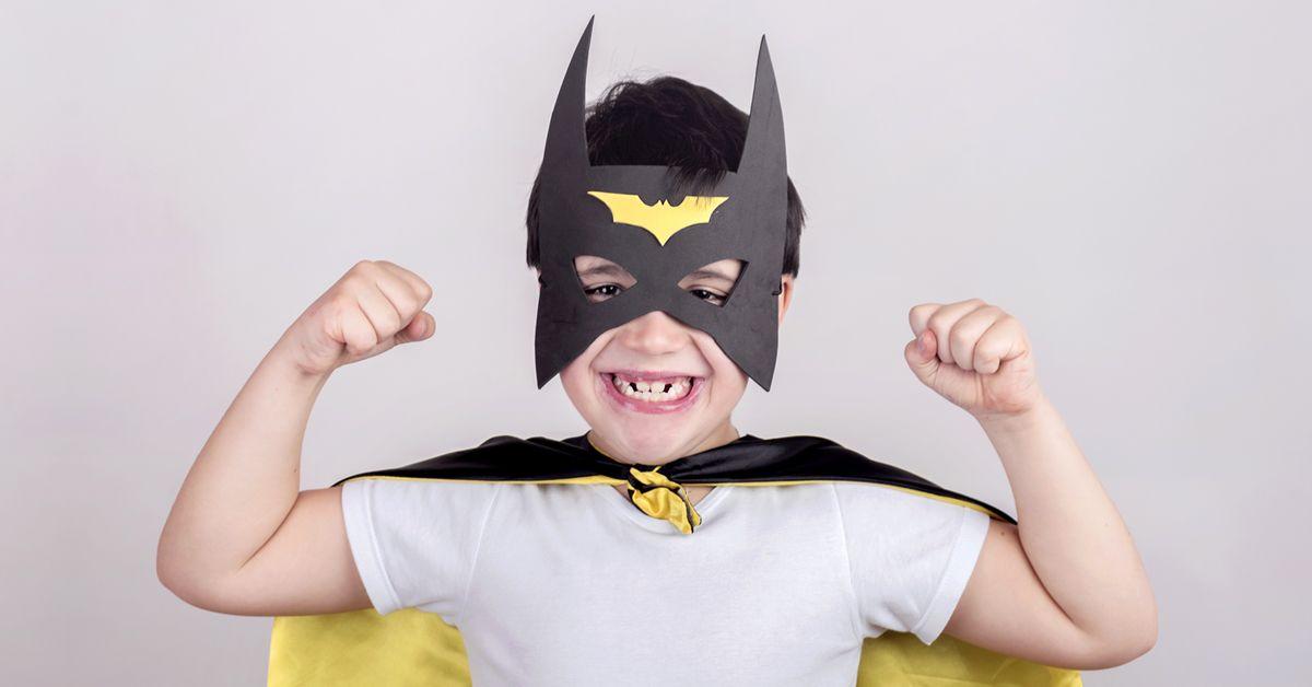 BACKWINKEL-Blog: Konzentration bei Kindern steigern - der Batman-Effekt
