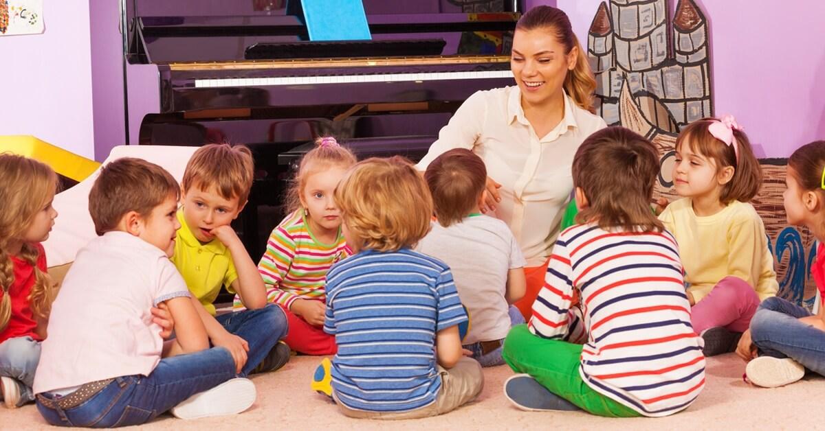 BACKWINKEL-Blog – Beitrag zum Thema Morgenkreis in Krippe und Kindergarten