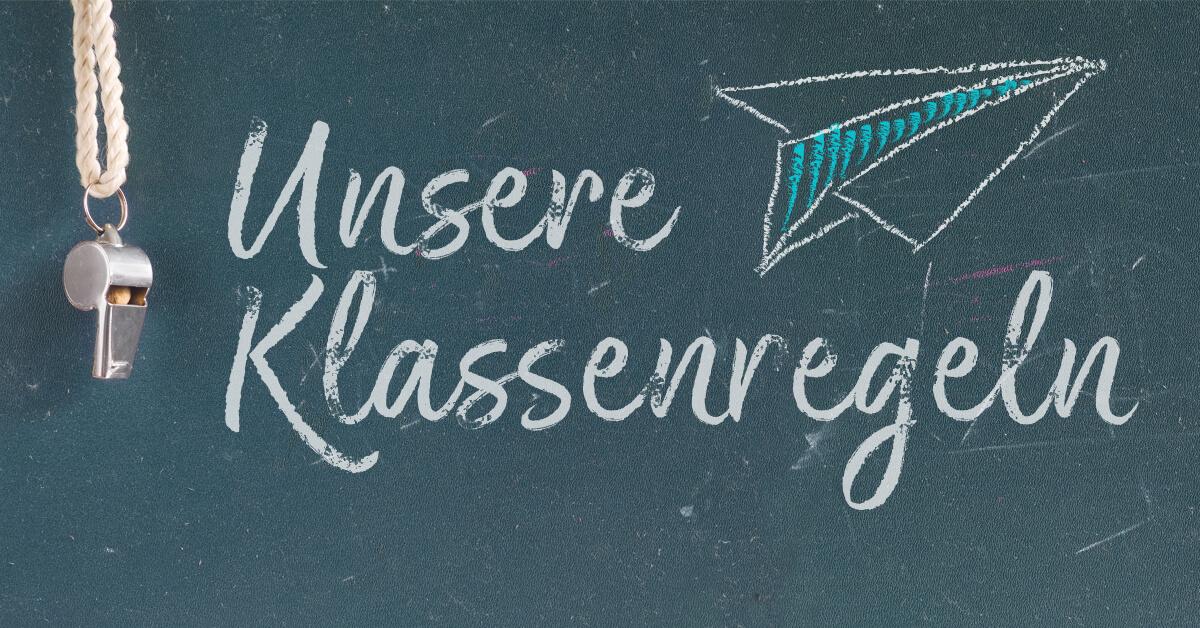BACKWINKEL-Blog – Beitrag zum Thema Klassenregeln