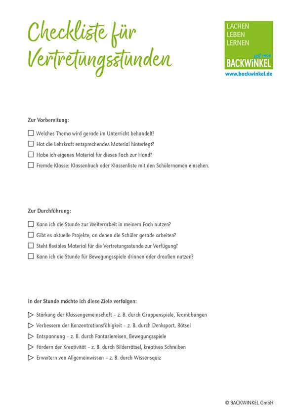 BACKWINKEL-Checkliste-Vertretungsstunden-Grundschule